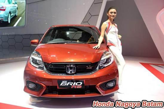 New Honda Brio RS Yang Lebih Sporty Dan New Honda Brio Satya Yang Semakin Lengkap