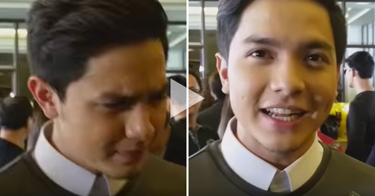 Alden Richards reveals the only person he was starstruck with