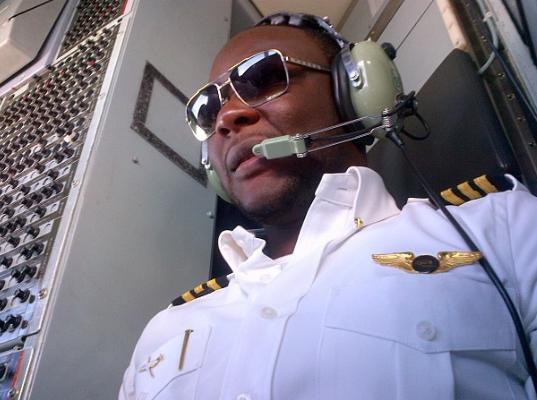 jamil abubakar pilot
