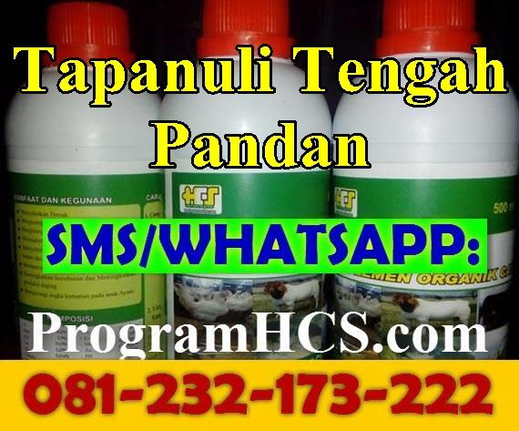 Jual SOC HCS Tapanuli Tengah Pandan