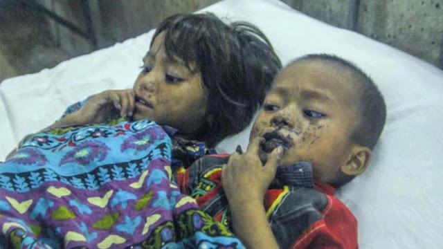 Death-of-children-in-Tripura-village