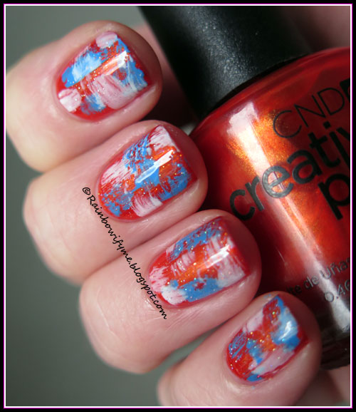 CND Creative Play ~ Orange You Curious