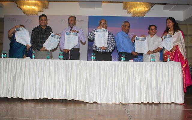 2.Dr.Lalita Dhareshwar , Dr. Haresh Mehta, Mr. Tushar Pradhan, Dr. Bharath Dhareshwar,Mr.Rajgopal Subramanyan,Dr.K.M.Vasudevan Pillai