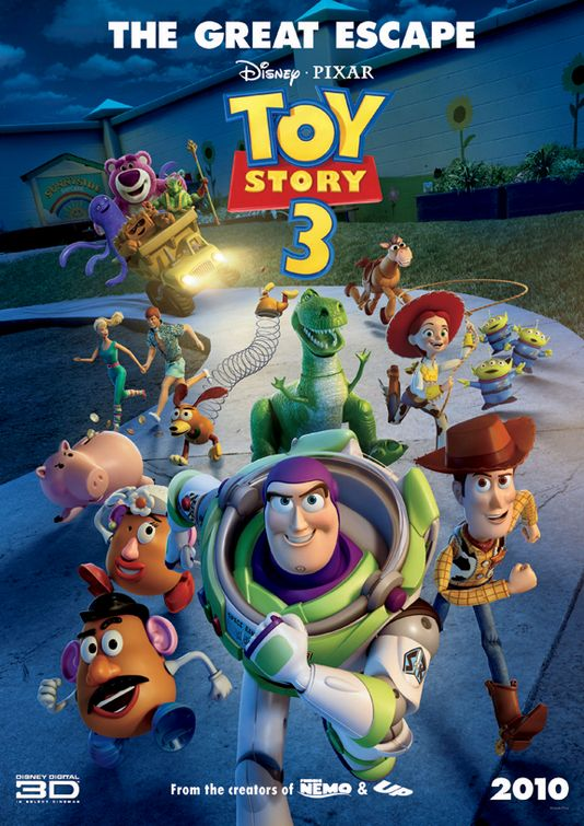 Toy Story 4 2012 : The geeky nerfherder movie poster art toy story