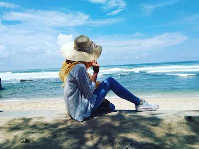 Foto Cantik Pantai Slili Snorkling
