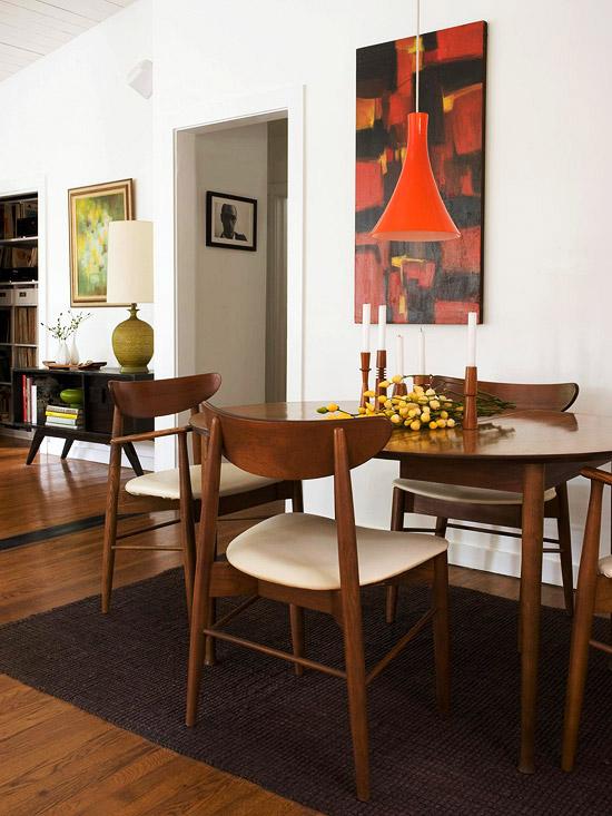 New Home Interior Design: Hipster Atlanta Home