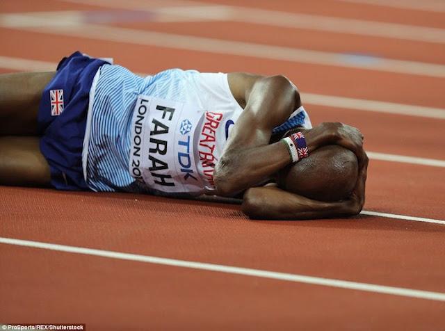 DAAWO: Mo Farah Oo Looga Guuleystay Kaalinta Koowaad Ee 5,000m Ooyayna