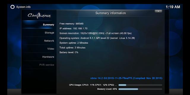 Análise Box Android Tronsmart Vega S95 Telos 54