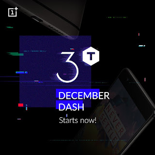 One Plus 3T Flash Sale