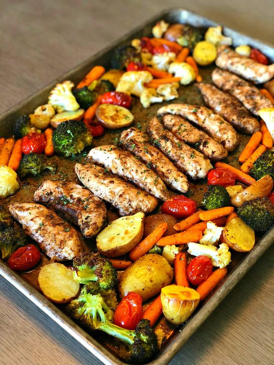 Let me introduce you to the perfect Summer meal, one pan balsamic chicken! There is hardly any prep time but tons of flavor! The added bonus is how healthy it is for your family. I have been searching…