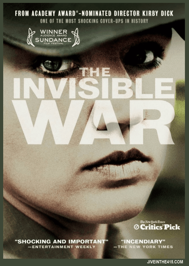 The Invisible War (2012) movie poster
