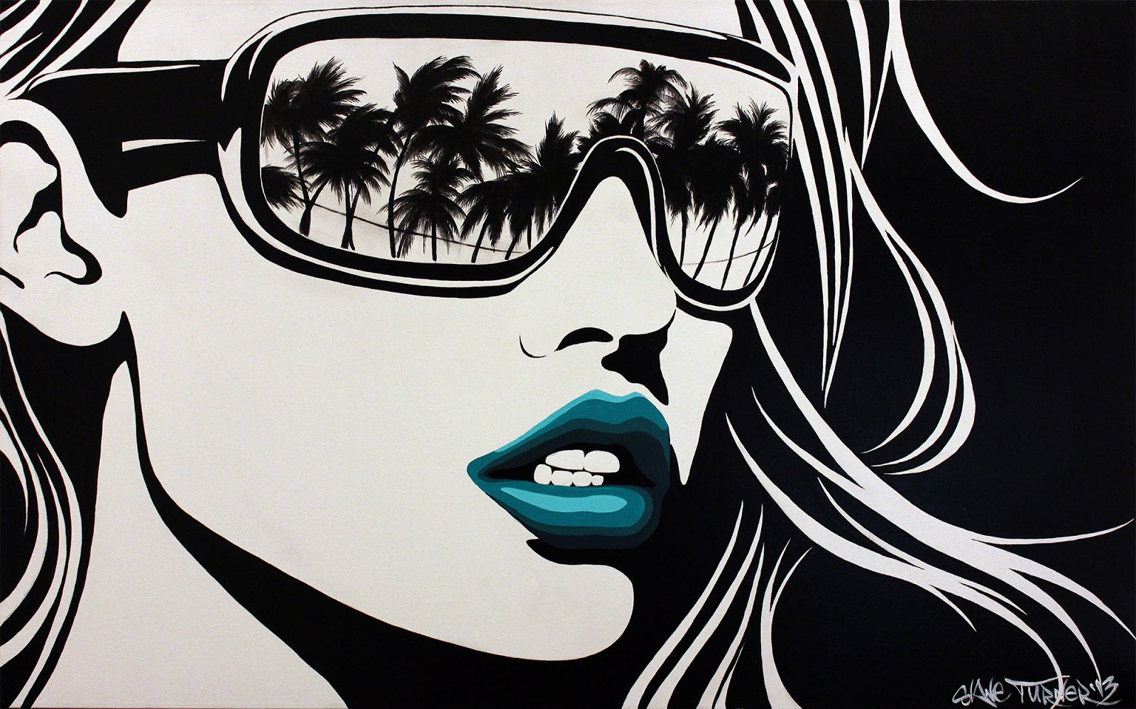 The gallery for --> Pop Art Marilyn Monroe Black And White