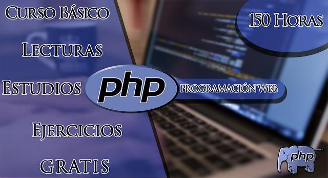 curso programacion web php