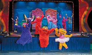 """Sesame Street Live """"Let's."""