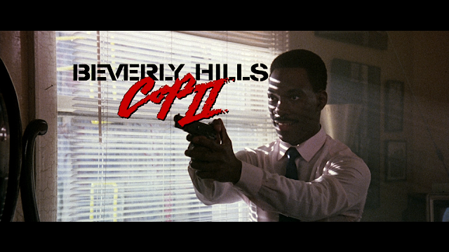 Beverly Hills Cop II Title Card