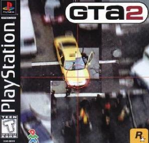Download GTA 2 Grand Theft Auto 2 PS1 High Compress