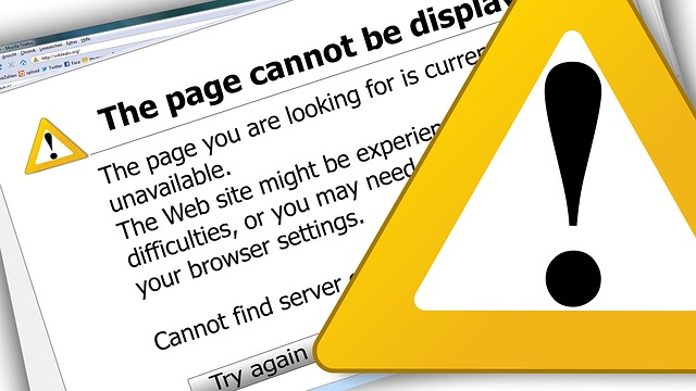 DJP Online Pajak Error