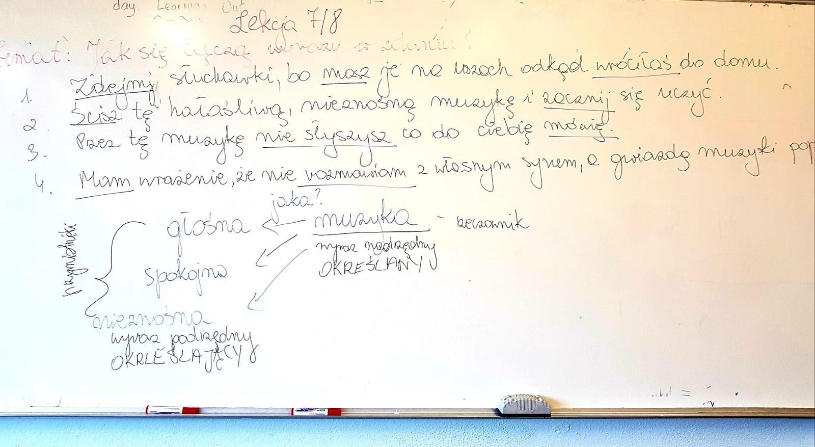 Szkoła Polska W Waterford Język Polski Klasa 6 15092018 R