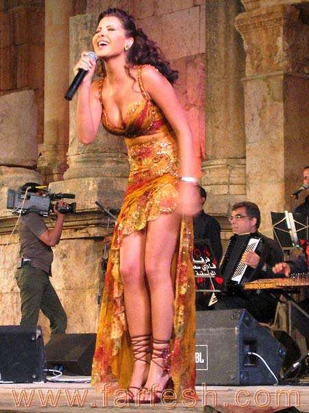 Nancy Ajram Nude Photos