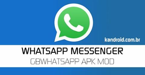 Download GBWhatsapp v6.55 (Resposta Automática) - Atualizado 2018
