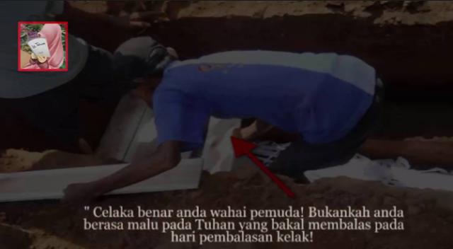 [Kisah Nyata] Jenazah Seorang Gadis Yang Ditiduri Penggali Kubur, Simayit Dikubur Dalam Junub!