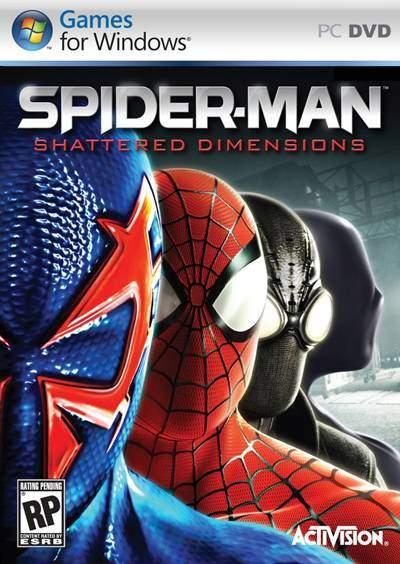 Spider Man Shattered Dimensions PC Full Español Descargar Reloaded