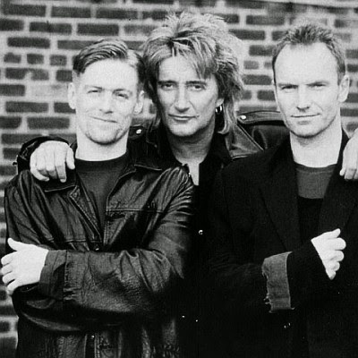 Bryan Adams , Rod Stewart & Sting - All For Love (Soundtrack Three Musketeers )