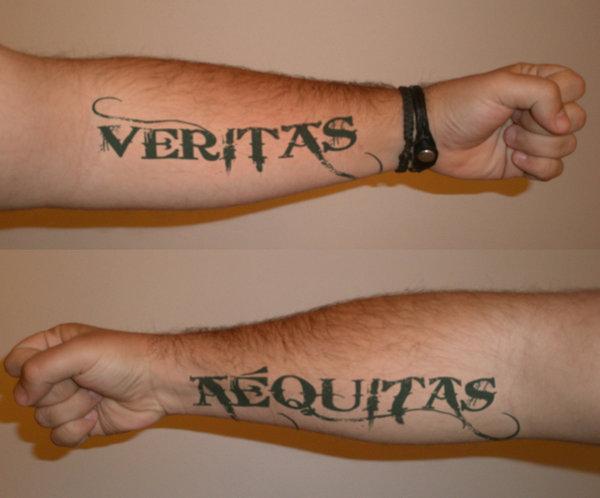 Tattoos From Boondock Saints