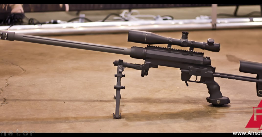 Pyramyd Airsoft Blog: US Airsoft Expo - Ares EDM Arms ...  Pyramyd Airsoft...