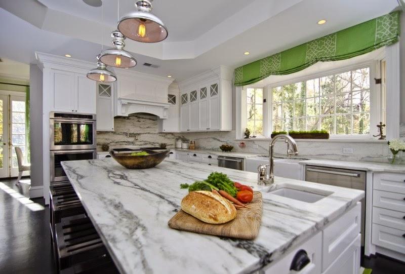 Hogares frescos inspiradora cocina makeover adaptado a - Ver disenos de cocinas modernas ...