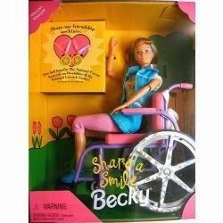 cadeirante Becky