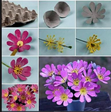 11 Tutorial Membuat Hiasan Dinding Dari Kertas Mudah Sederhana Dan Tidak Menguras Kantong 6