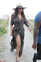 Priyanka Chopra on the beach Day 3 with friends in Miami Exclusive Pics  026.jpg