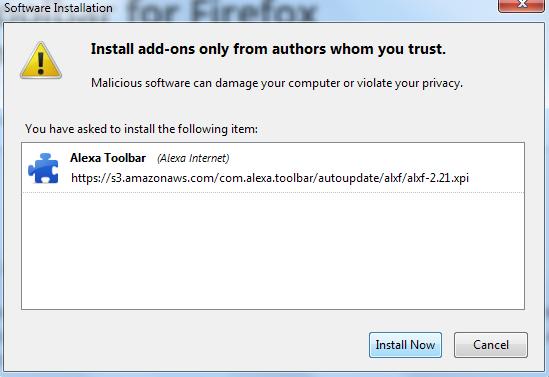 klik install pada saat download selesai