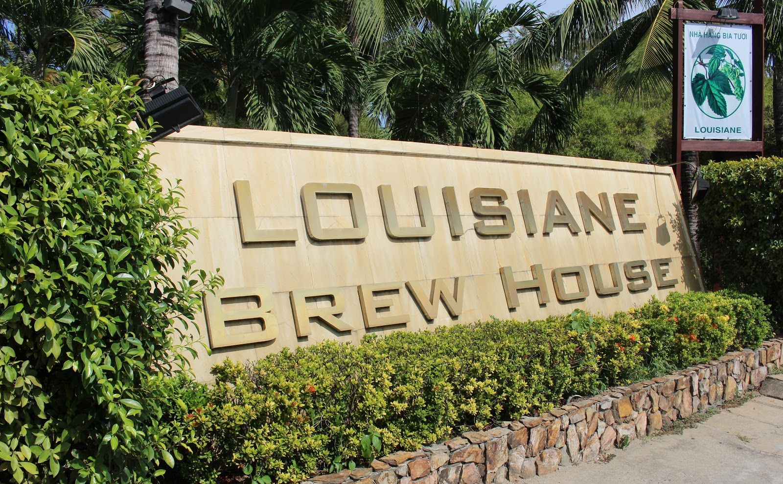 Louisiane Brewhouse Nha Trang Vietnam Travel Guide