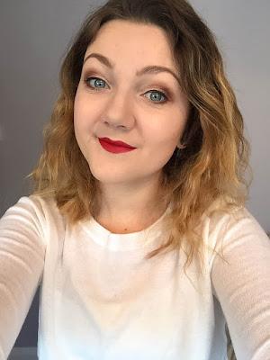 Christmas makeup up look inspiration