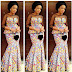 Check Out Ankara Aso Ebi Outfits For Beautiful Ladies