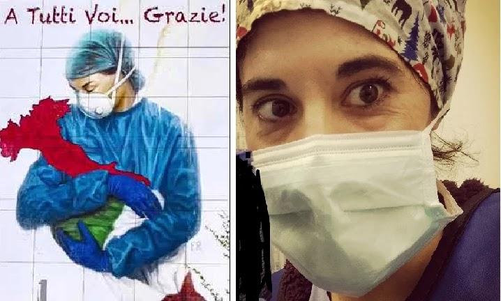 34-Year-Old Coronavirus Infected Nurse In Italy Kills Herself