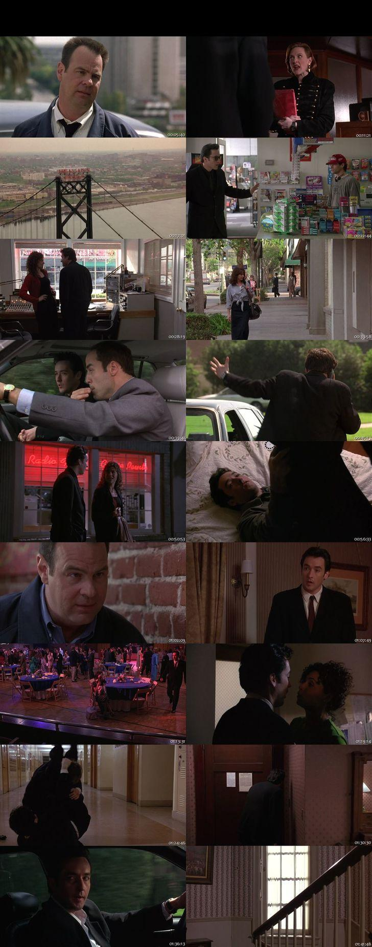 Screen Shot Of Grosse Pointe Blank 1997 300MB Full Movie Hindi Dubbed Free Download 480P BRRip Small Size PC Movie