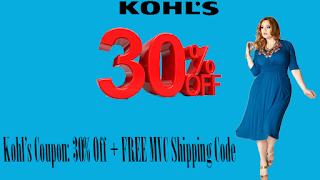 kohls free shipping mvc