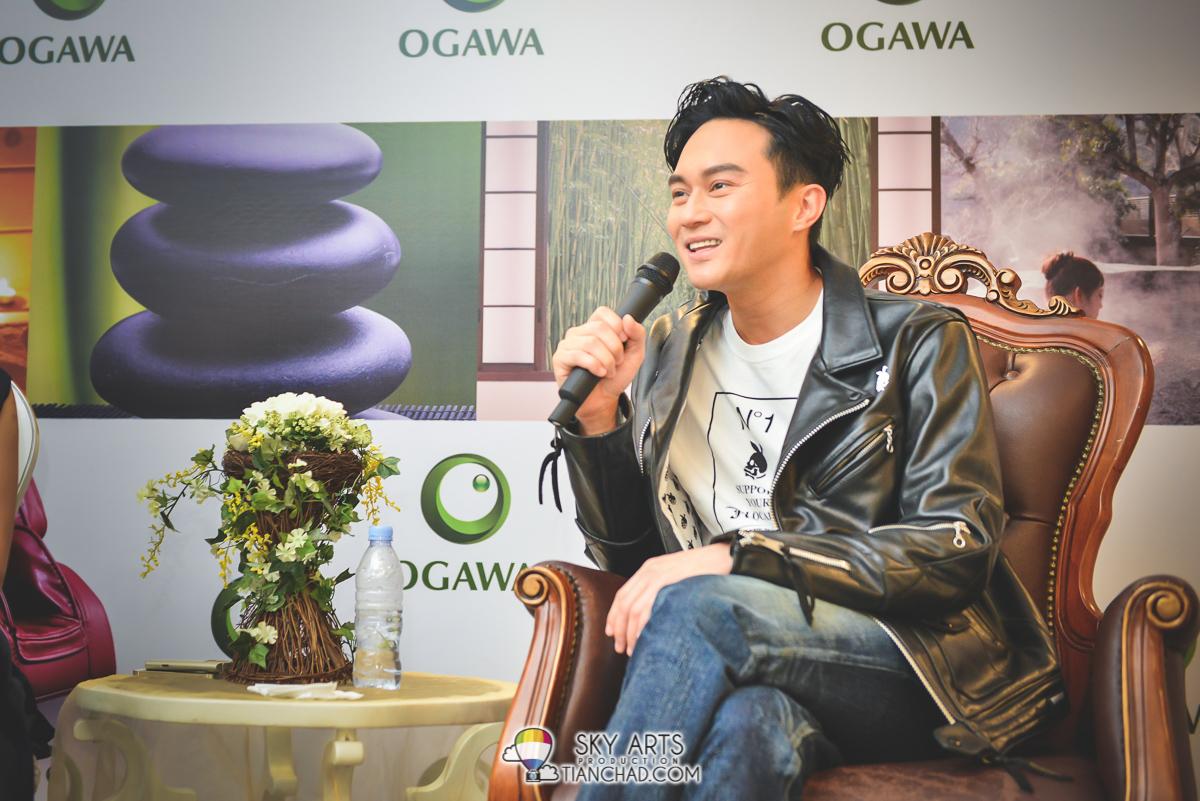 ogawa massage chair xxl fuf 张智霖 chi lam and smart sento launch sunway pyramid
