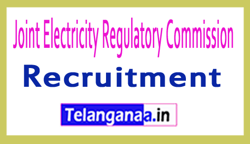 Joint Electricity Regulatory Commission JERC Recruitment