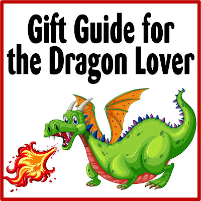 Bring home your love of dragons with these amazing dragon gift ideas. You'll find mythical home décor, amazing party games, and so much more. The Mother of Dragons in you will put it all on her wish list!