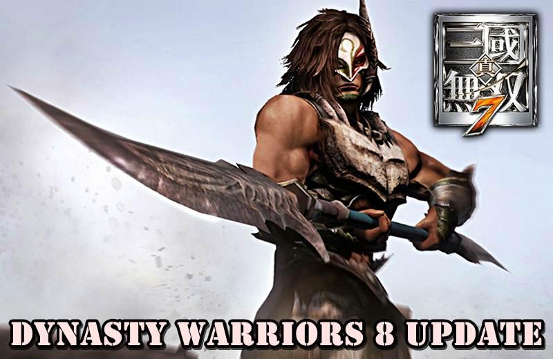 Dynasty Warriors 8 Update