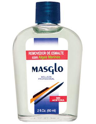 Quitaesmalte Masglo