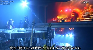 JMusic-Hits.com Kouhaku 2015 - X Japan