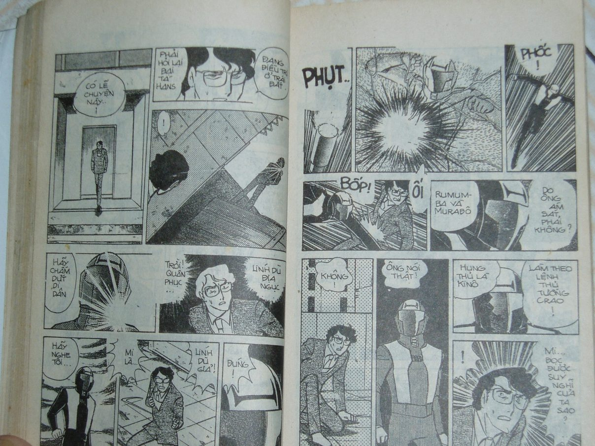 Siêu nhân Locke vol 03 trang 29