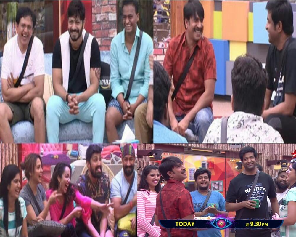 Big Boss Telugu season 2 Episode 12 update