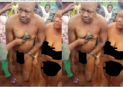 Pastor Caught Having Thr33s0me With Married Women (Download Video, Photos), What Shame!