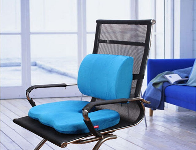 best buying ergonomic office chair pillow for sale